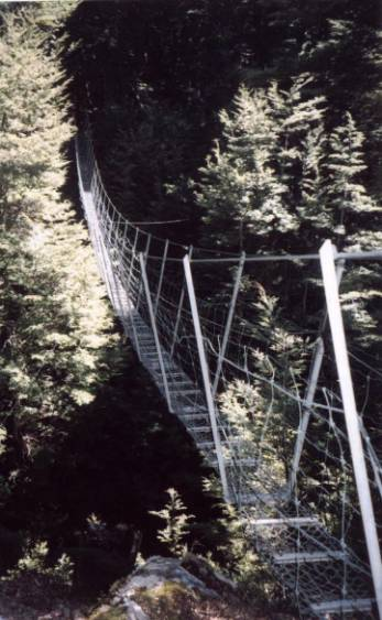 6. Steele Creek Swingbridge