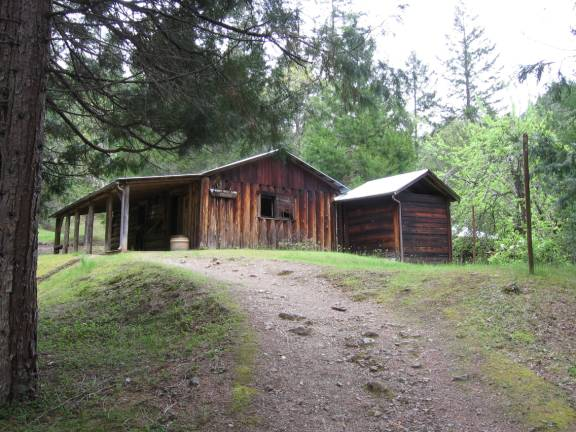 745 Whiskey Creek Cabin